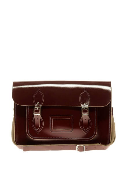 Oxblood Fall 2012 Trend - Oxblood Clothing, Accessories, Shoes - ELLE
