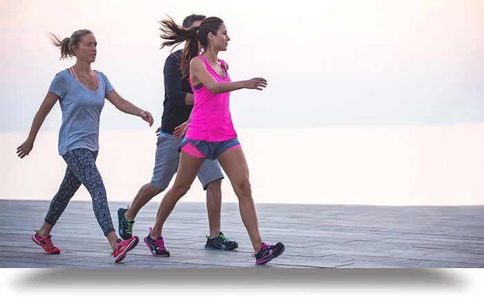 Que faire en 1 heure de marche sportive ? | Newfeel