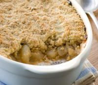 Traditional Apple Crumble Recipe
