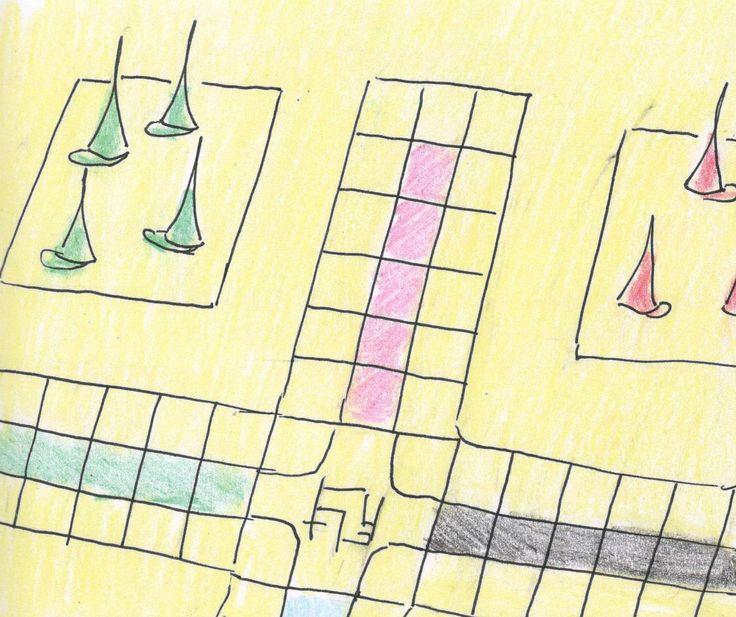 """Po kolacji wigilijnej Inka z małą Mamą i jej rodzicami gra w """"Chińczyka"""" - grę, którą znalazła w swojej świątecznej paczce. Fragment """"Szklanki z koszyczkiem"""":  """"Inkę najbardziej ciekawiło tajemnicze pudełko z napisem """"Chińczyk"""". Wypadła z niego żółta plansza i foliowy woreczek z kostką i szesnastoma pionkami: żółtymi, niebieskimi, zielonymi i czerwonymi, po cztery w każdym kolorze."""""""