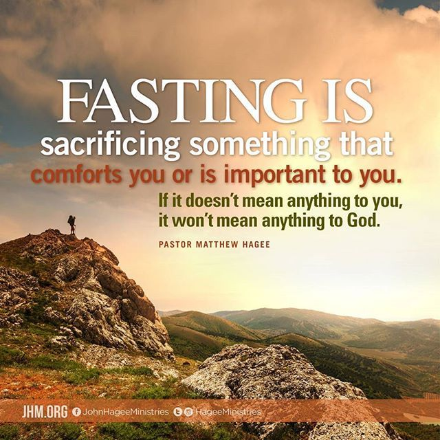 The Power of Prayer and Fasting: Spiritual Life in God