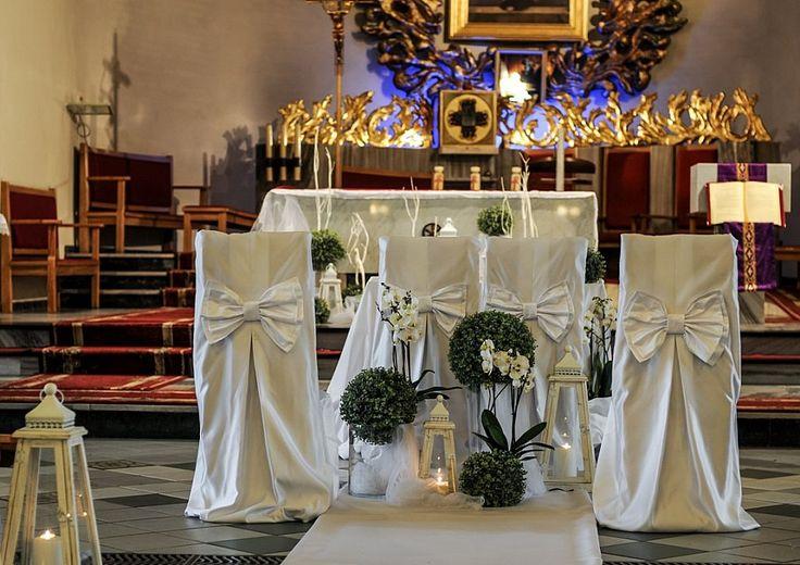 Dekoracje ślubne - Kwiaciarnia Ismena w Rybniku w Rybniku, Śląsk :: Rojek-Decor