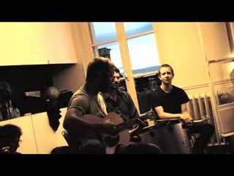 Bon Iver - Wolves - Takeaway Show