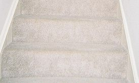 How to choose carpet for steps