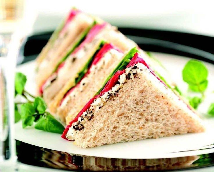Recetas de sandwiches fáciles y nutritivos