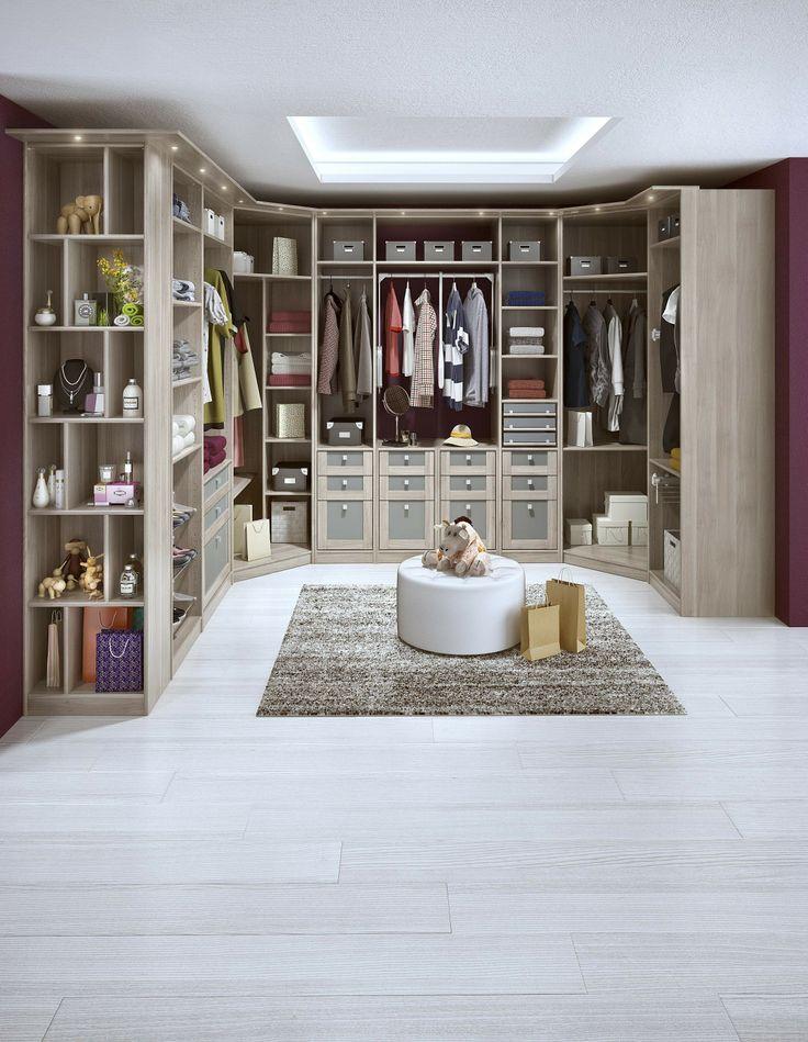 espace rangements modul s et modulables dressings. Black Bedroom Furniture Sets. Home Design Ideas