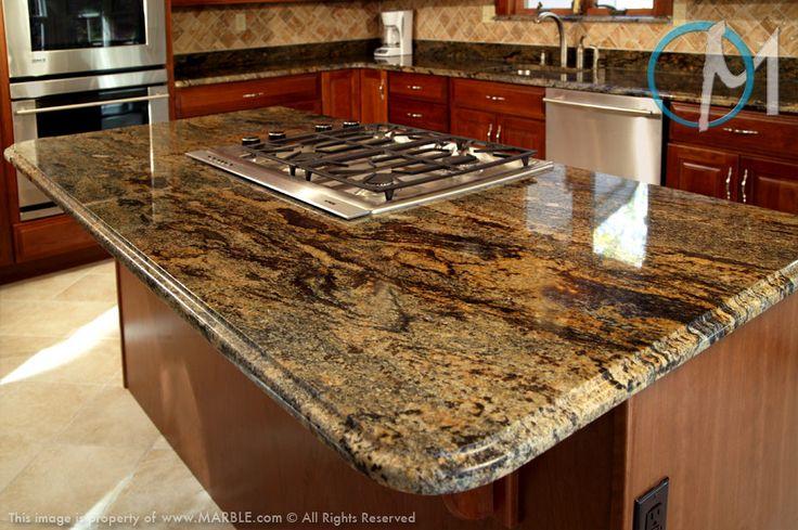 image detail for tiger skin granite in kitchen photo. Black Bedroom Furniture Sets. Home Design Ideas
