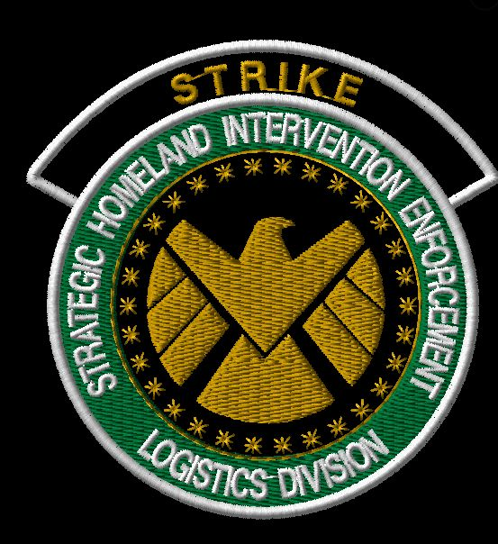 OMLpatches.com - Shield Strike Team Morale Patch, $6.50 (http://www.omlpatches.com/shield-strike-team-morale-patch/)