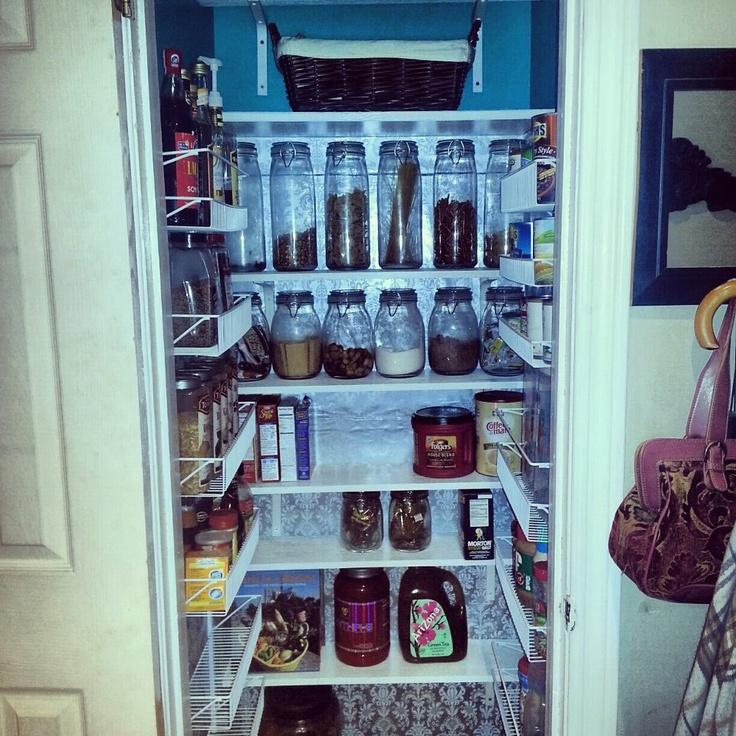 25 Best Ideas About Walk In Pantry On Pinterest: Kitchen Design & Storage