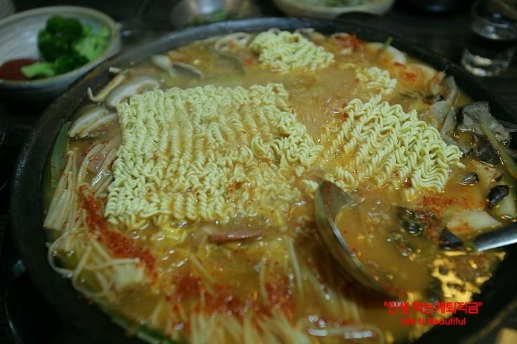 맛집/여행 - 논현동맛집 20년전통의 장수가식당