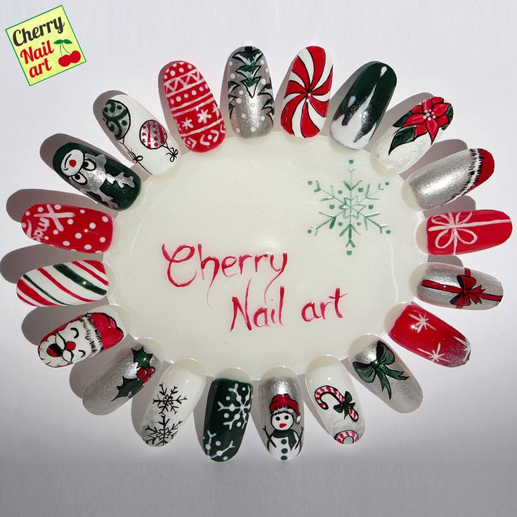 Ongles Mari, Ongles De NoëL, Ongles Hiver, DéCouvrez Vite, NoëL Plus, Vernis NoëL, Ongles Vernis, Coiffure Pour Noel, Patineuse