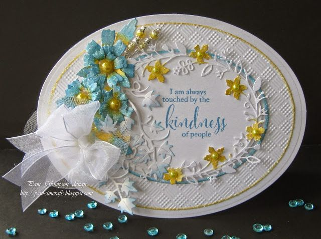pamscrafts: Kindness Of People..