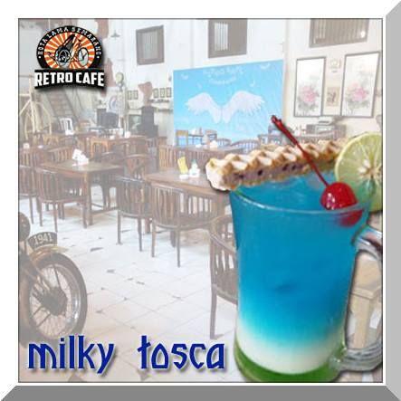 Retro Cafe, Jl. Garuda No. 24 Kota Lama Semarang