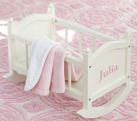 Doll Cradle | Pottery Barn Kids