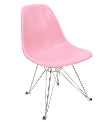 What's not to love about this Eiffel Tower Side Chair by Eames