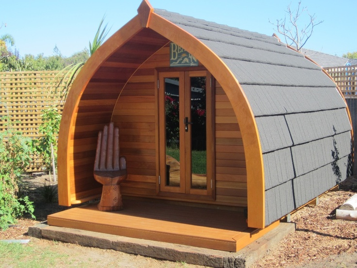 Australian hand made, no planning permission required