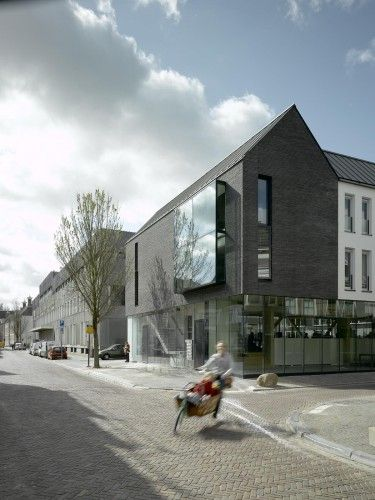 Architects: Bakers Architecten Location: Utrecht, The Netherlands Project Team: Jan Bakers, Martijn Boer, Erik Feenstra, Noor van de Loo, Remko