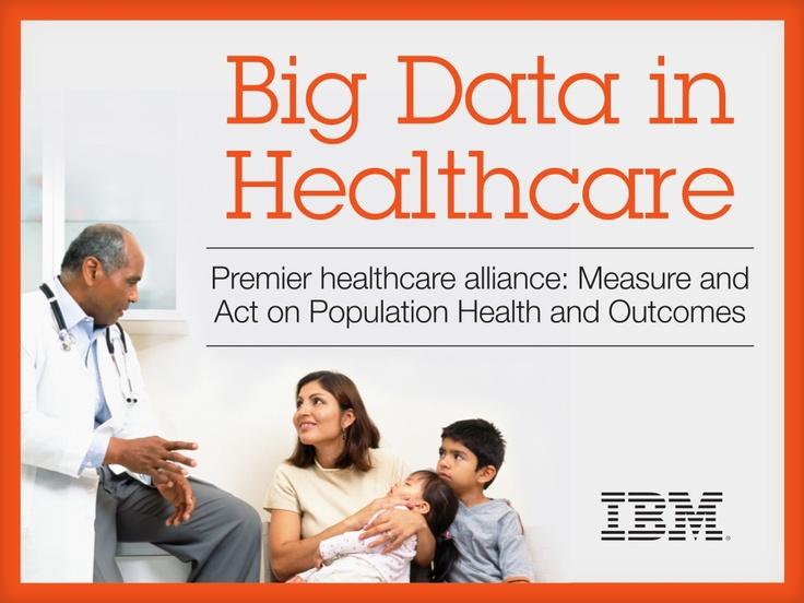 Case study: Learn how Premier Healthcare Alliance enhanced data sharing & analytics through #bigdata technology.