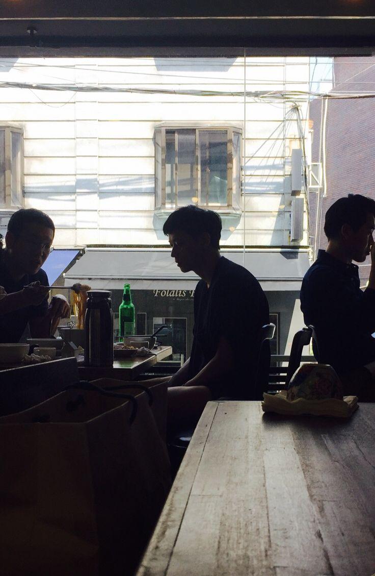 カン·ドンウォン並木道:ネイバーブログ