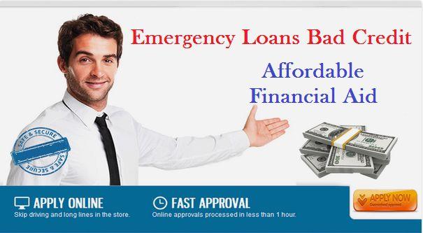 Emergency Loans Bad Credit: Emergency Loans Bad Credit A Favorable Financial A...