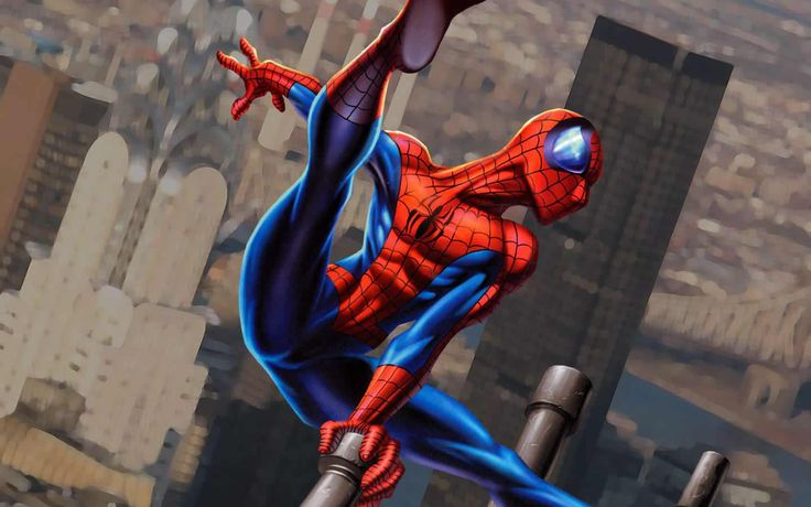 25 Amazing And Exclusive Spiderman Pictures   A House of Fun