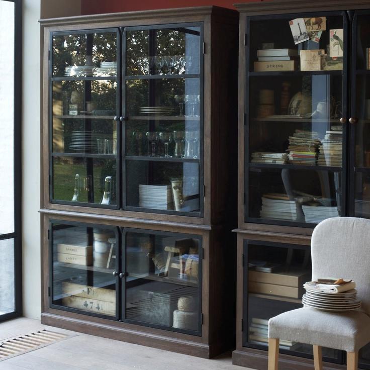 Les 25 meilleures id es de la cat gorie meuble vitrine sur - Meuble la redoute ampm ...