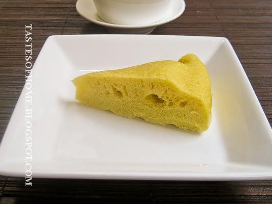 Easy Chinese Steamed Cake Recipe (Regular self rising flour..easiest recipe)