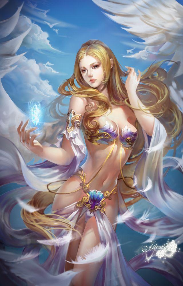 Sex fantasy women art