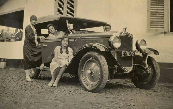 Mobil baru, 1929
