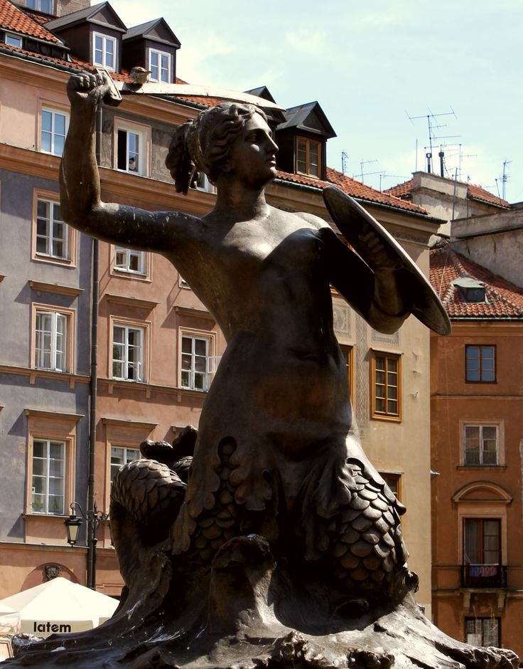 La sirene de Varsovie - The Mermaid of Warsaw