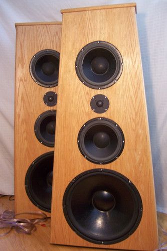 17 Best Images About Open Baffle Speakers On Pinterest