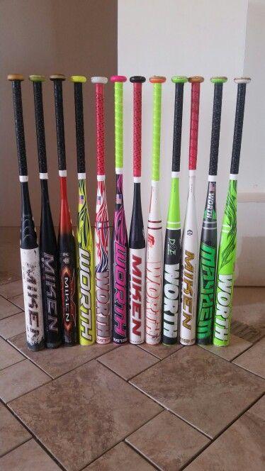 Miken - Worth bats