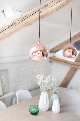copper interior home lamp accessories - koper interieur huis accessoire1