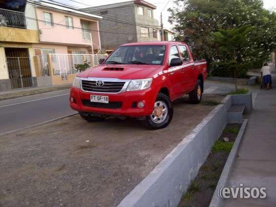 Se arrienda Camionetas Toyota Hilux Antofagasta  Se arrienda camionetas TOYOTA HILUX, 4X4, d/c, Diesel ..  http://antofagasta-city.evisos.cl/se-arrienda-camionetas-toyota-hilux-id-613163