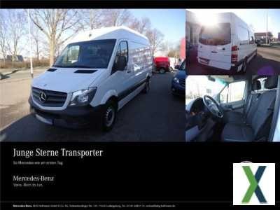 Foto Mercedes-Benz Sprinter 313 CDI KA/L Hochdach Klima AHK Trennwand