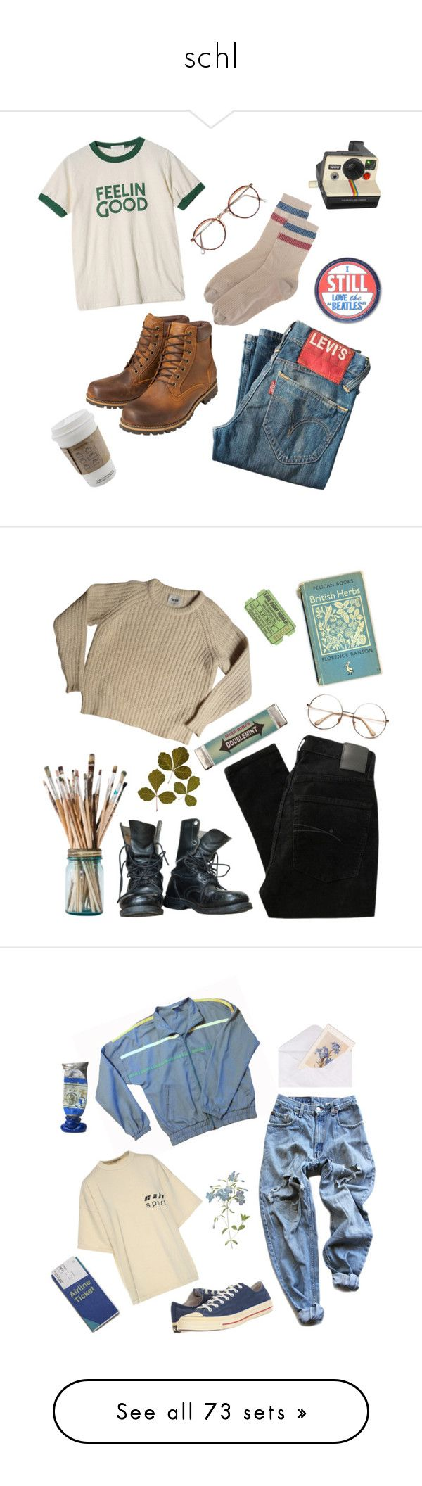 """""""schl"""" by hachibee ❤ liked on Polyvore featuring Nobody Denim, Acne Studios, Miss Bibi, Levi's, Yeezy by Kanye West, Converse, Boohoo, Forever 21, Krochet Kids and MANGO"""