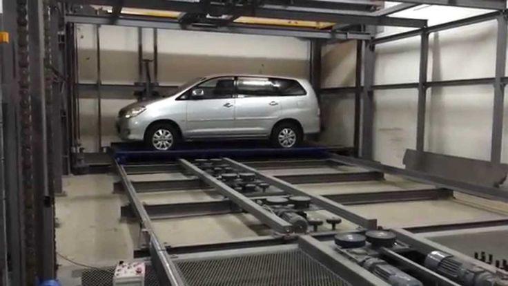 Image result for japan car stacker