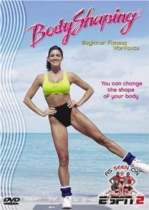Amazon.com: Body Shaping: Beginner Fitness Workout: Kendell Hogan ...