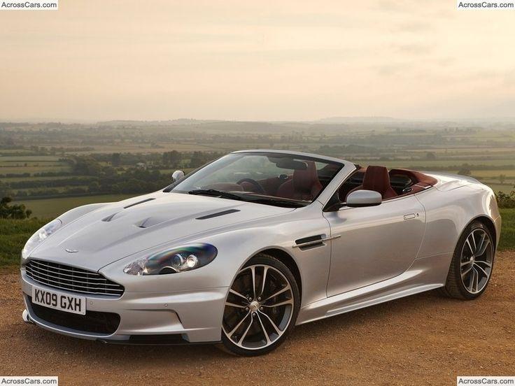 Aston Martin DBS Volante (2010)