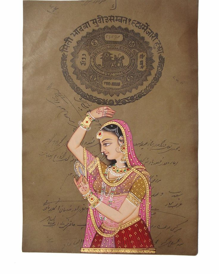 Online Kunstgalerie Miniaturmalerei Indien Deutschland Vintage antike Kunstwerk: Online Kunstgalerie Miniaturmalerei Indien Deutsch...