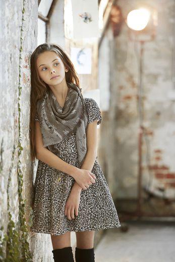 Tween Fashion Tahlia By Minihaha Animal Short Sleeve: fashion style for short girl