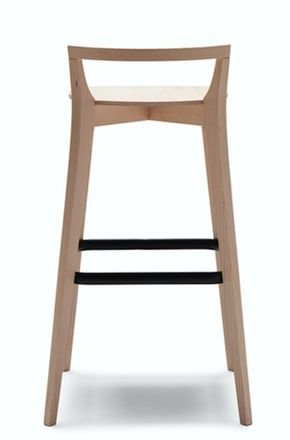 Chaise haute de bar Metro - Sledge