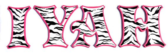 Hot+Pink+Bordered+Zebra+Print+Painted+Wall+by+TheFairyPaintbox,+$17.00