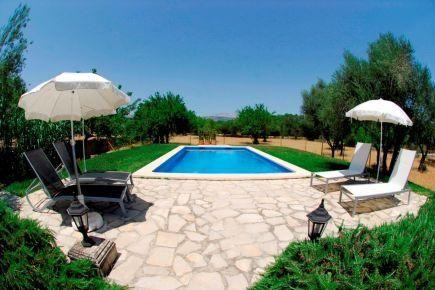 Villa Ses Planes, Buger, Mallorca