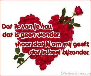romantische liefdes tekst plaatjes