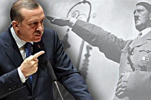 Ο Ερντογάν θαυμαστής της Γερμανίας του Χίτλερ!