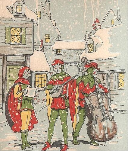 9 best Vintage Christmas images on Pinterest | Christmas time ...