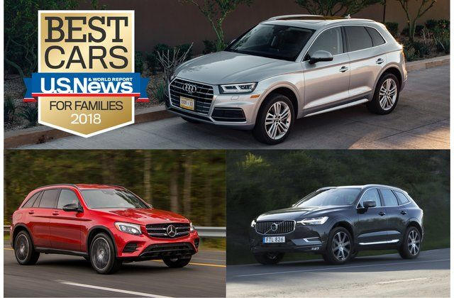 7 Best Luxury Compact Suvs For Families In 2018 Us Best Compact Cars Best Luxury Sports Car