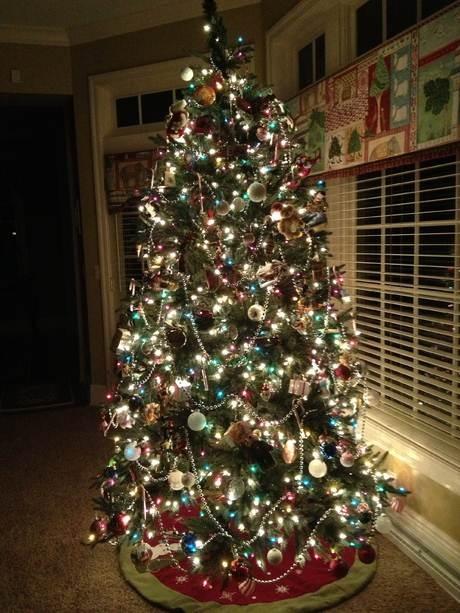 the most stunning prelit christmas trees - Prelit Christmas Trees