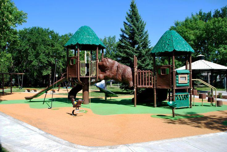 Mary Finlay Park Edmonton